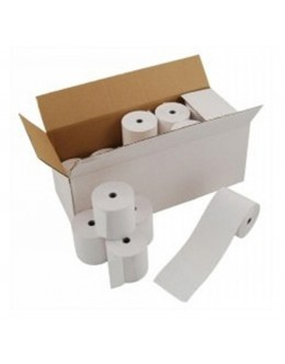 57 x 55 x 12.7 Thermal Paper Till Rolls (box of 20) FREE DELIVERY