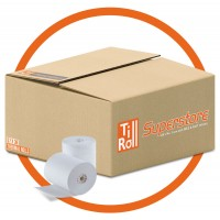 57 x 38 x 12.7 Thermal Paper Till Rolls (box of 20) FREE DELIVERY