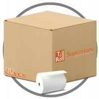 80 x 80 x 12.7 Thermal Paper Till Rolls (box of 20) FREE DELIVERY